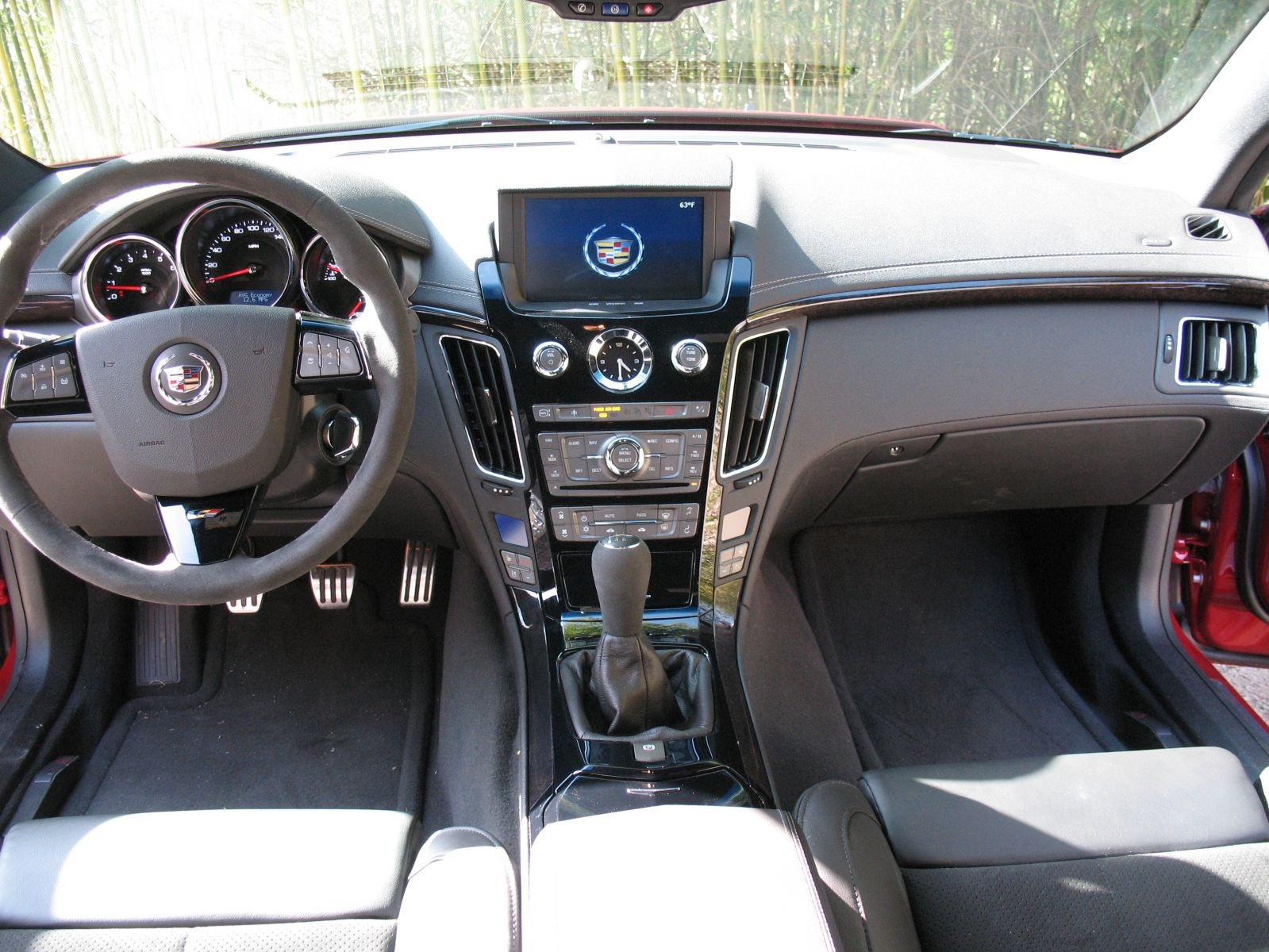 2011 Cadillac Cts V Coupe Interior Members Gallery Cheers And Gears